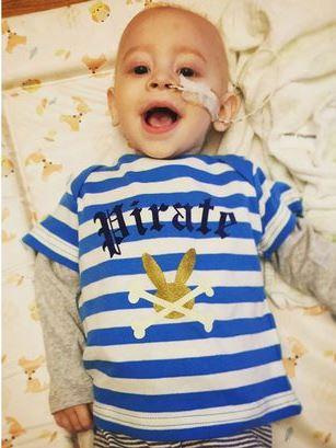 Bone marrow transplant for children in Iran
