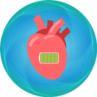 ICD Heart Battery Package